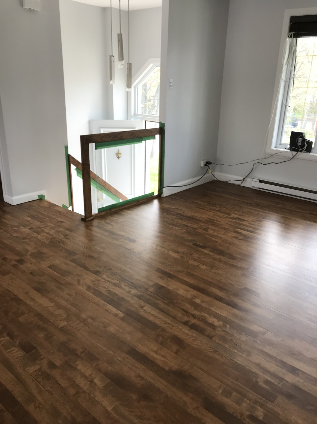After Flooring